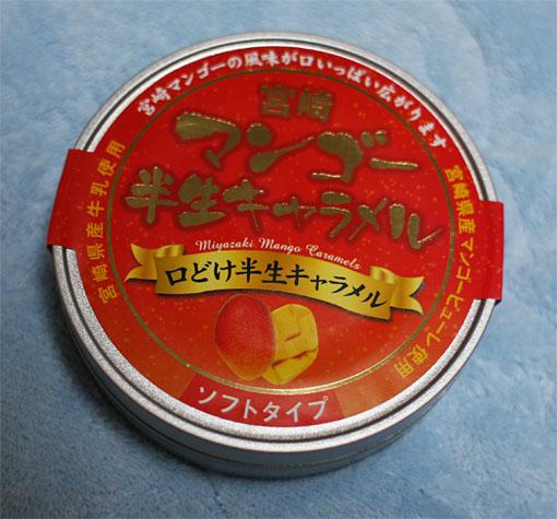 宮崎マンゴー半生キャラメル